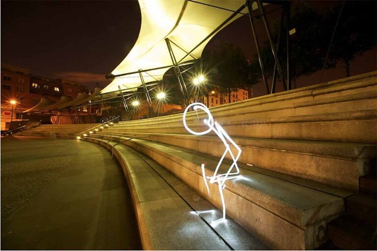 light painting tuition